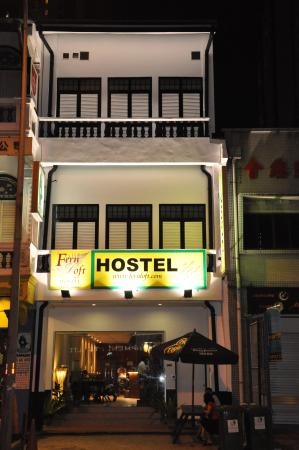 Fernloft - City Hostel Singapore