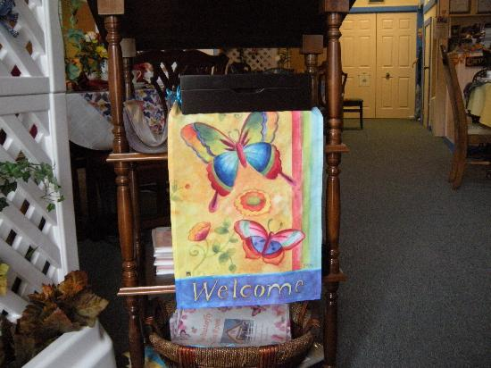 The Butterfly Tea Room: Butterfly Tea Room Welcome