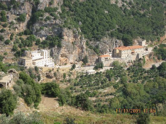 Deir Qozhaya: Qozhaya Monastery