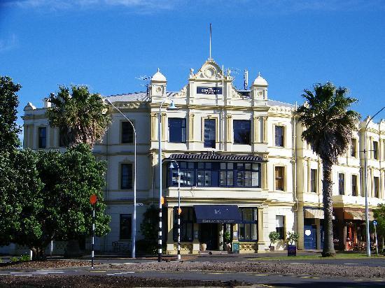 The Esplanade Hotel: The hotel