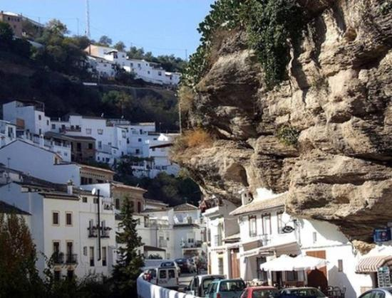 Setenil de las Bodegas Photo