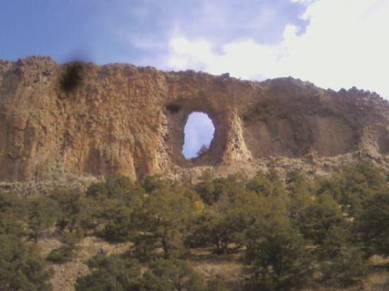 Monte Vista (CO) United States  city pictures gallery : Monte Vista Photo: The Natural Arch... this was cool.