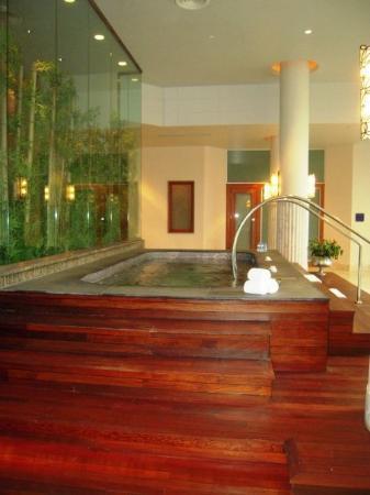 โรงแรมโฟร์ซีซั่นส์ อิสตันบูล แอท สุลต่านอาห์เหม็ด: Hot tub