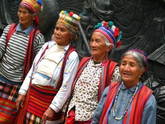 Sagada, Philippines: Igorot (Local Tribal people from Baguio)