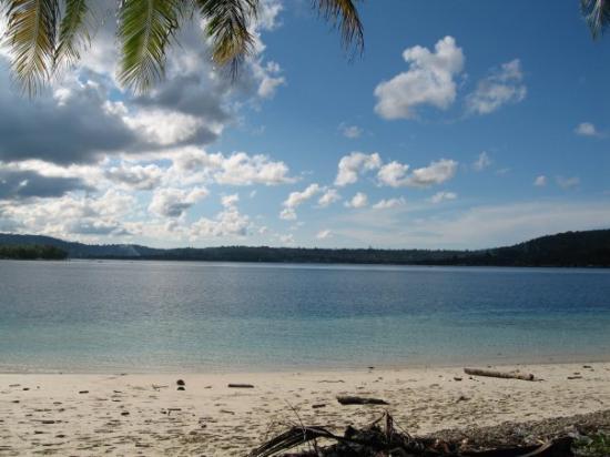 Manokwari, Индонезия: Lokasi:Pulau Mansinam