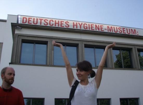 Deutsches Hygiene-Museum: Haaaaaalleluja!   Dresden.