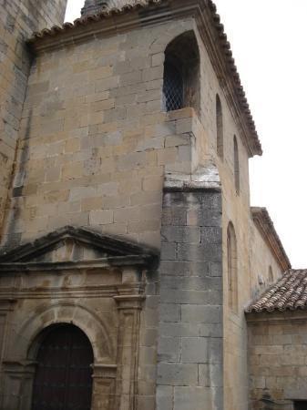 Sos del Rey Catolico, Espagne : Sos del Rey Católico, ventanuco curioso