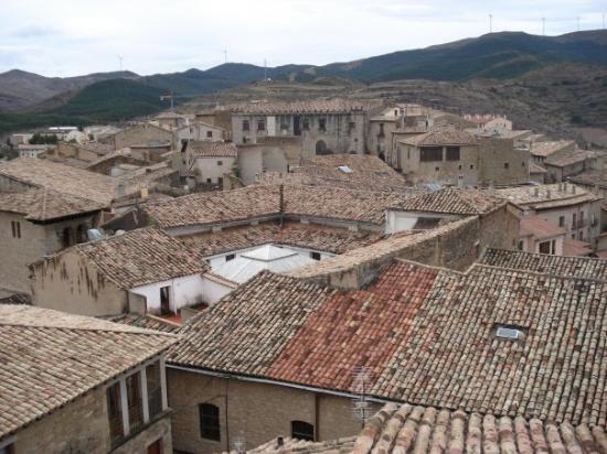 Sos del Rey Catolico, Espagne : Vista general de Sos