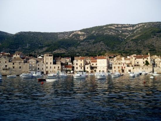 Island of Vis, Kroatia: Komiza, Croatia