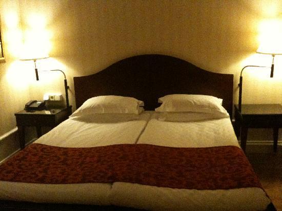 Elite Plaza Hotel Goteborg: bed