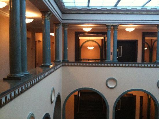 Elite Plaza Hotel Goteborg: hall