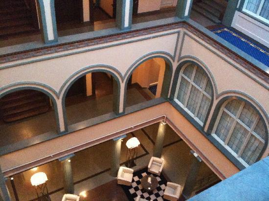 Elite Plaza Hotel Göteborg: hall