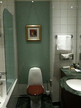 Elite Plaza Hotel Göteborg: toa