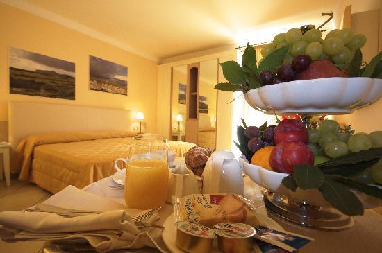 Grand Hotel Florio: camera