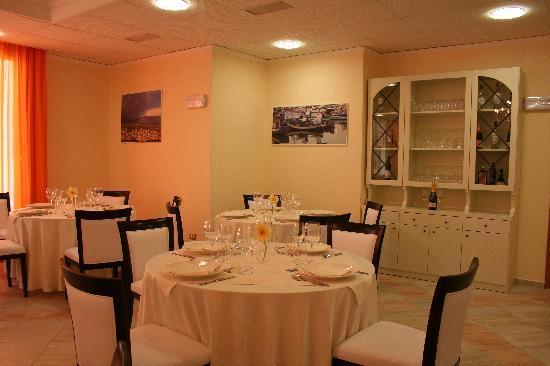Grand Hotel Florio: ristorante