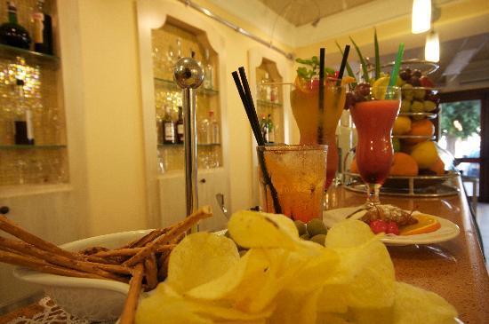 Grand Hotel Florio: bar