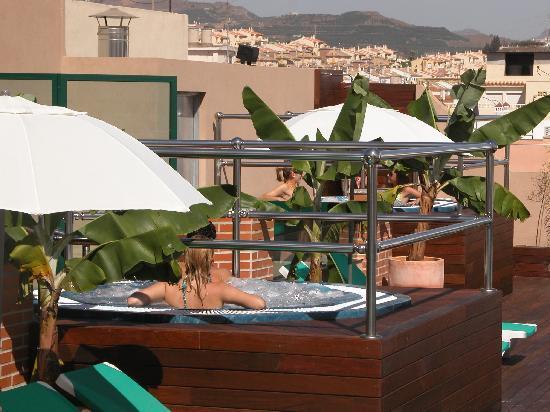 Torremar Hotel: DETALLE JACUZZI