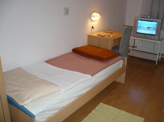 Single bed room in Hotel Fala