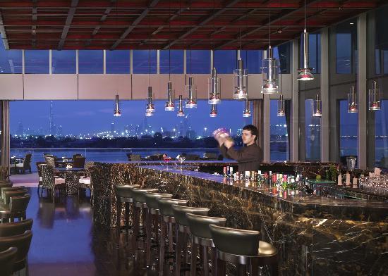 Intercontinental Festival City Restaurants