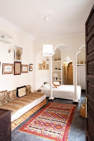 Riad Nakhil: Suite Diamand