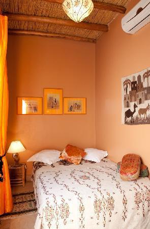 Riad Nakhil : Chambre Berbere