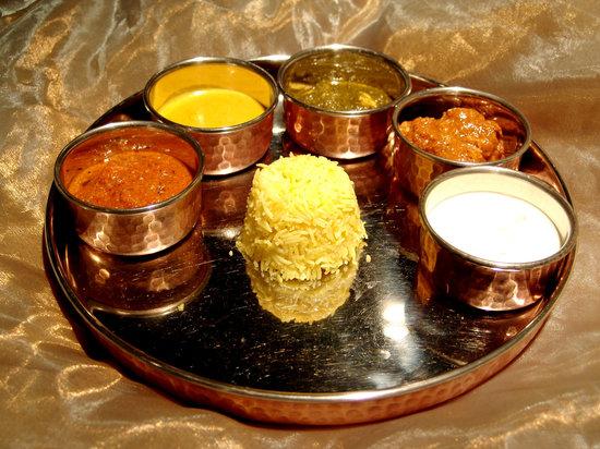BEMBI : plato principal menú degustación