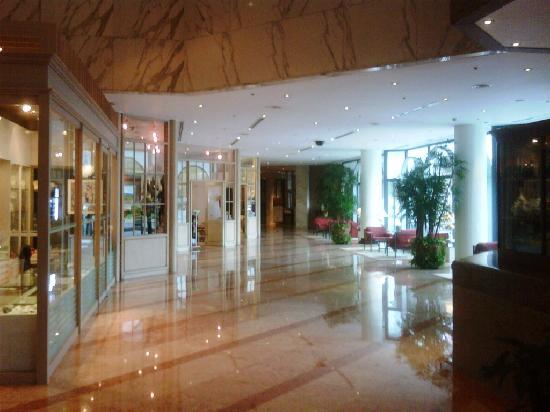 Hilton Gyeongju: lobby