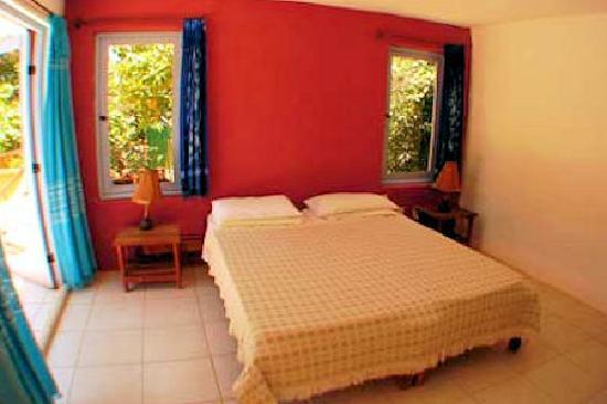 Pousada Zen Mandir: Room with Veranda
