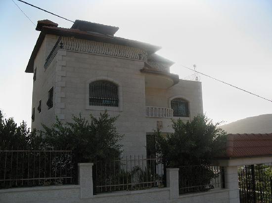 Khouriya Family Guesthouse: Khouriya guest house Jifna