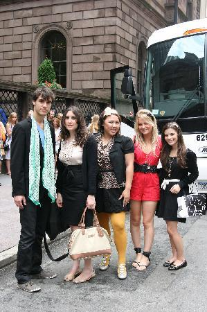 On Location Tours: Upper East Siders on the Gossip Girl Tour