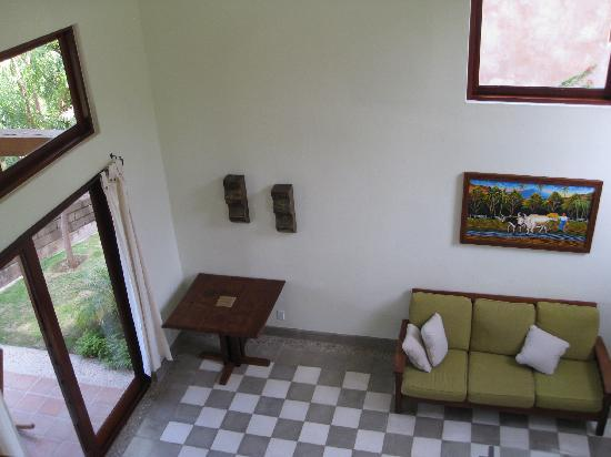 Villas de Palermo Hotel & Resort : Villa sitting room