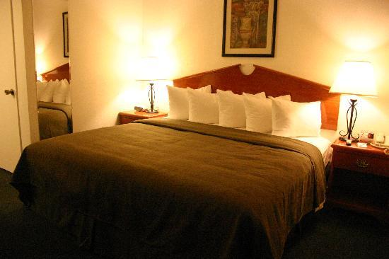 Portofino Beach Inn: King Bed Suite
