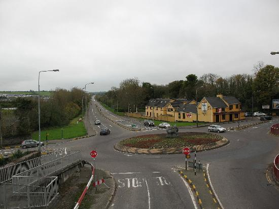 Roundabout in Mallow, IE