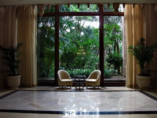 The Leela Palace Bengaluru: Hall