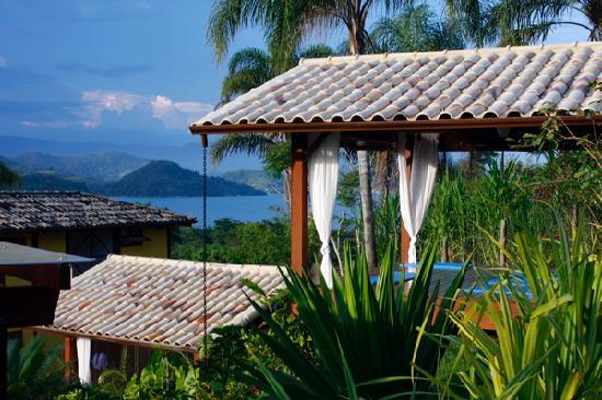 gazebos in the garden with a view photo de shambhala asian day spa paraty tripadvisor. Black Bedroom Furniture Sets. Home Design Ideas