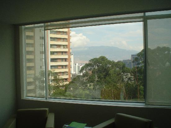 NH Collection Royal Medellin: Otra fabulosa vista...