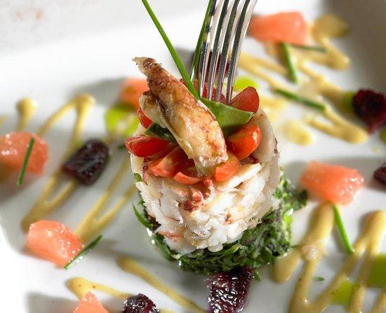 Clarke's Restaurant : Crab Salad