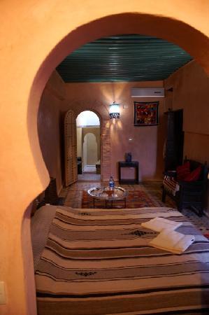 Suite Chouka in Riad Felloussia