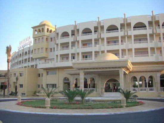 Hotel Palace Hammamet Marhaba: RIU Palace Hammamet Marhaba front view