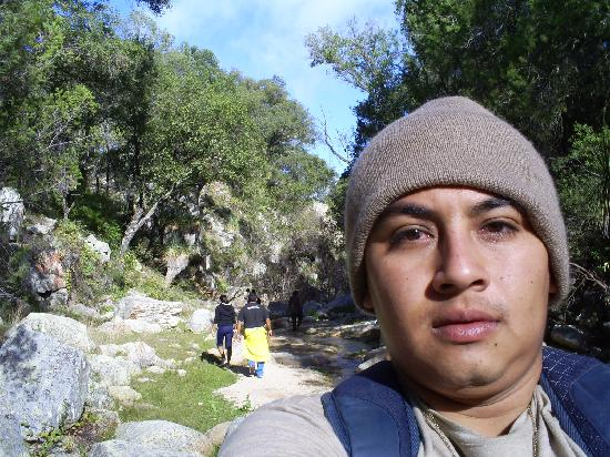 Sierra de la Laguna Mountains: Rumbo a la cascada