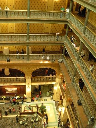 The Brown Palace Hotel and Spa, Autograph Collection: Interior Lobby View from 5th Floor