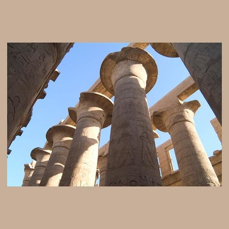 Thebes: The amazing Karnak Temple