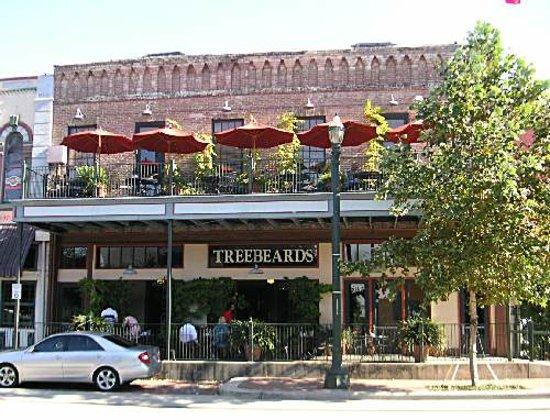 Treebeards Restaurant Houston 1117