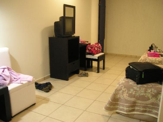Hotel RS Suites: Cuarto