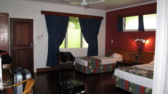 Kimbe, Papua Ny-Guinea: room
