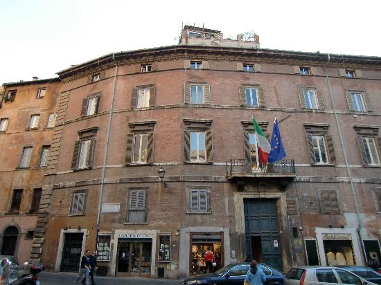 Hotel Pantheon Inn Rome