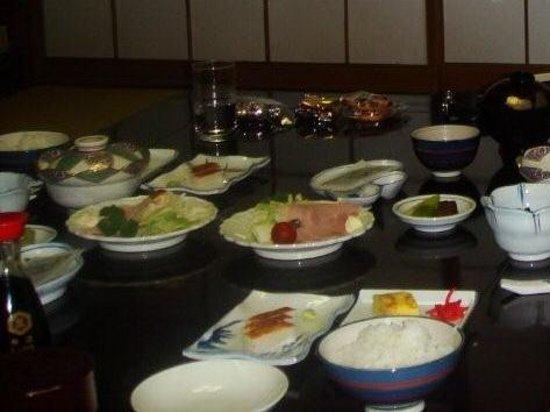 Yoshidaya: Desayuno