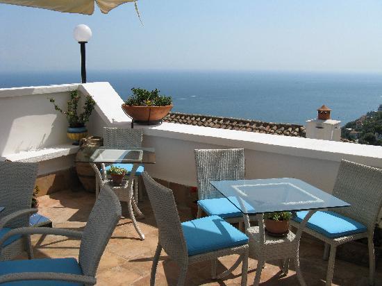 La Soffitta Sul Mare: il terrazzo