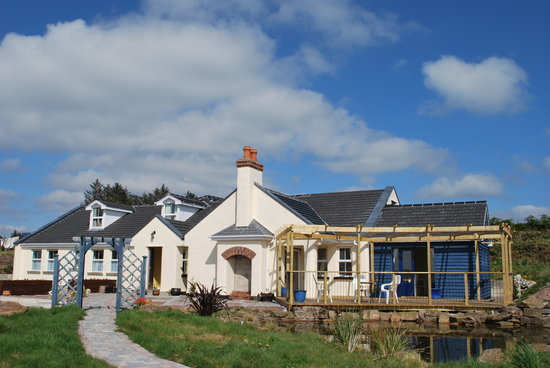 Ballyduff, Ierland: The Guesthouse