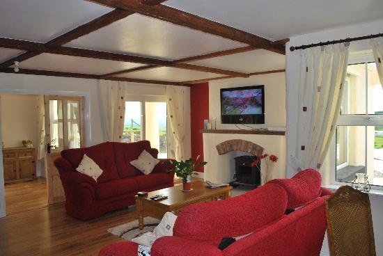 Ard Na Ciuin : Guest's lounge